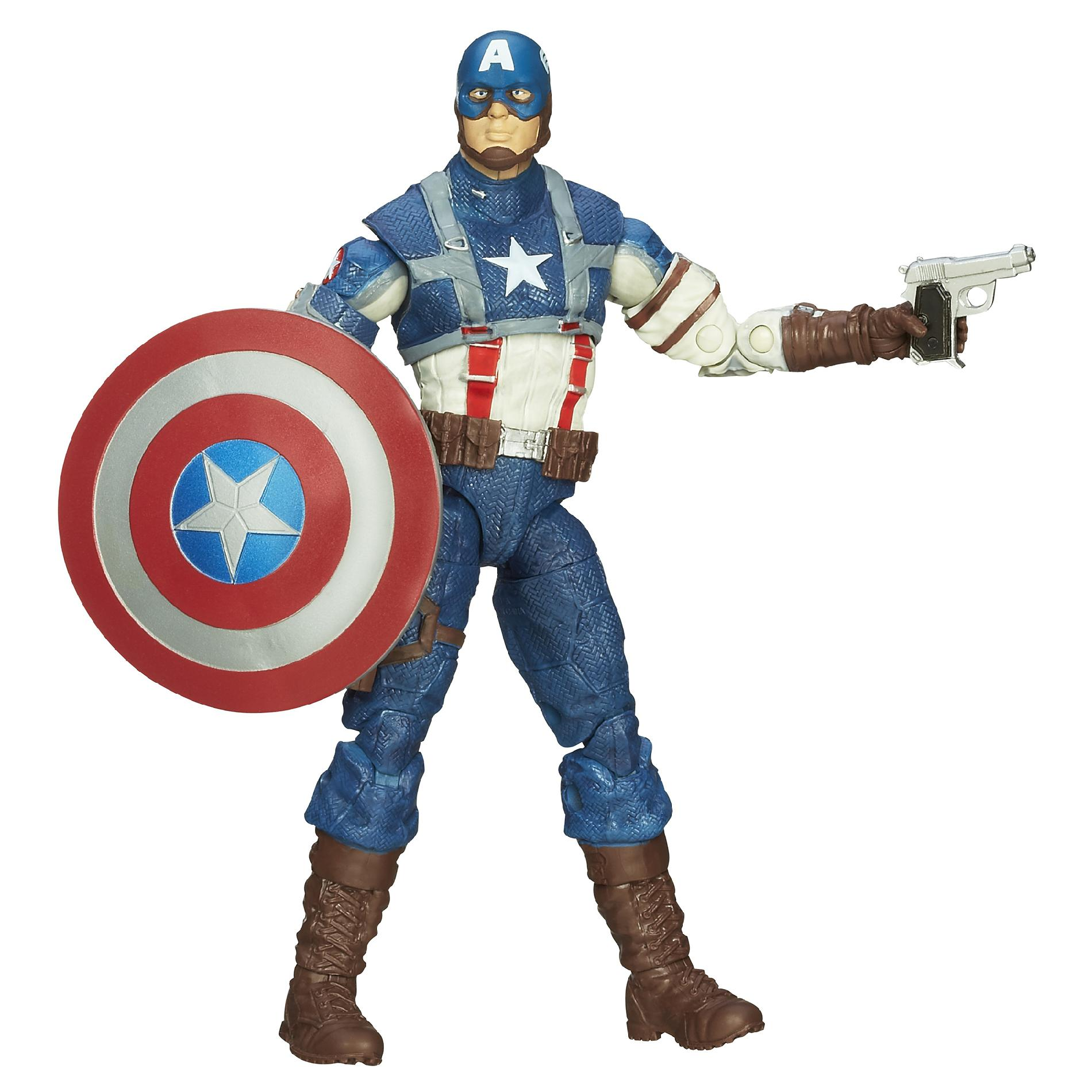 more captain america toy pics the toyark news. Black Bedroom Furniture Sets. Home Design Ideas