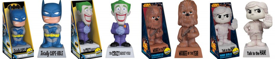 DC and SW Wisecracks