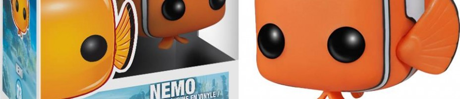 Finding Nemo Pop Vinyl Nemo