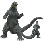 Godzilla 1989 Full Figure Bank