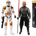 Jakks Pacific Darth Maul Darth Vader and Cody