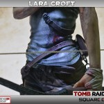 Lara Croft Survivor Statue 003