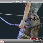 Lara Croft Survivor Statue 011