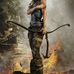 Lara Croft Survivor Statue 013