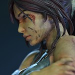 Lara Croft Survivor Statue 040