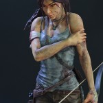 Lara Croft Survivor Statue 042