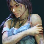 Lara Croft Survivor Statue 043