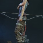 Lara Croft Survivor Statue 046