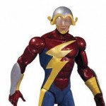 NEW 52 EARTH 2 THE FLASH ACTION FIGURE