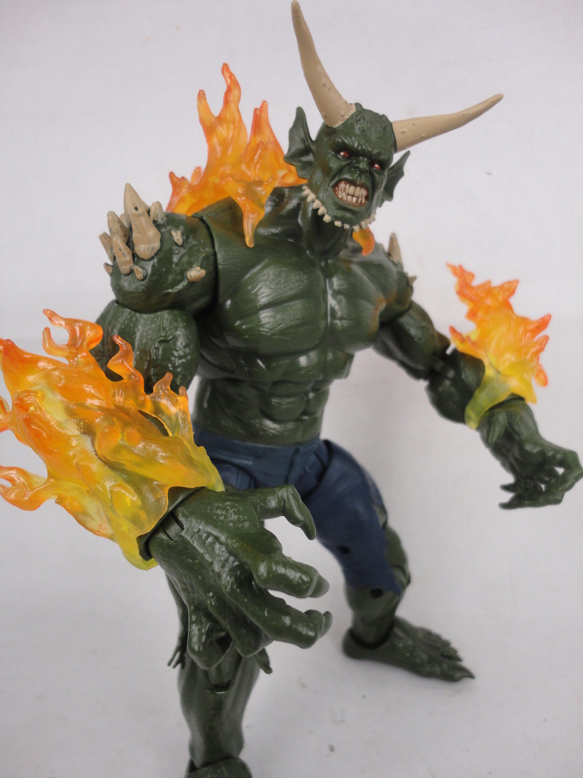 Ultimate Green Goblin Marvel Legends Infinite 1