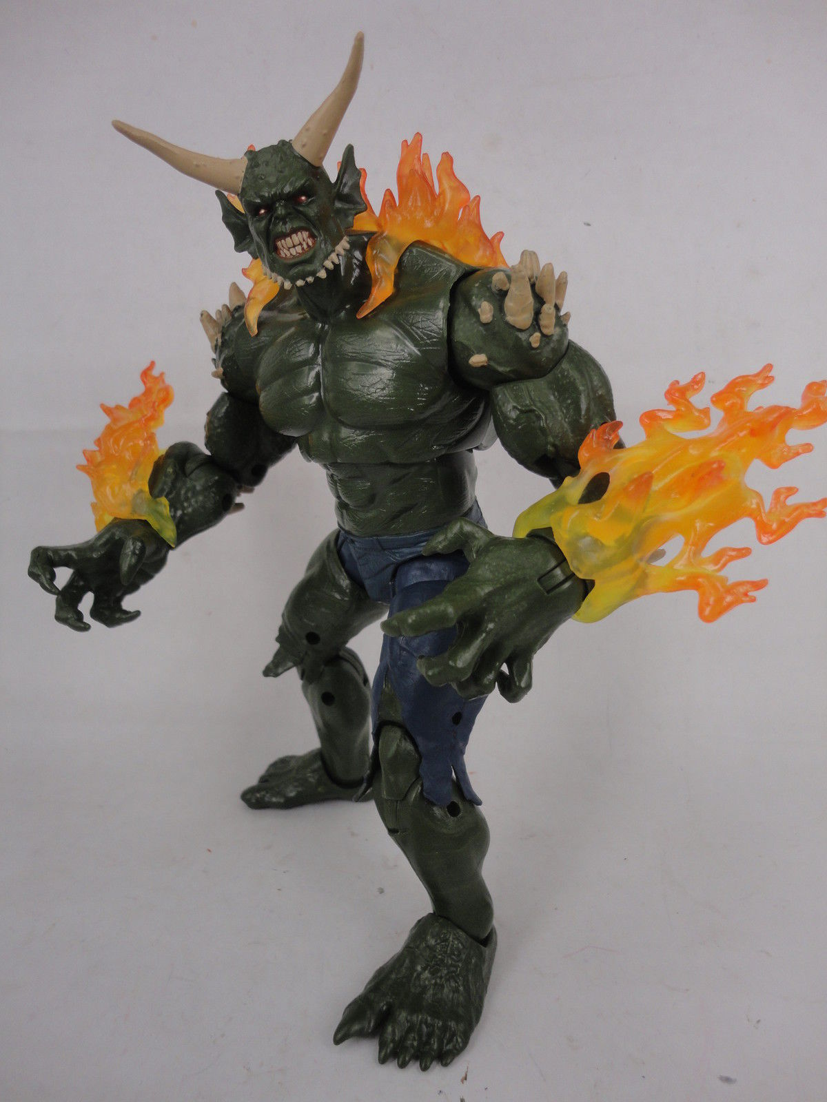 Ultimate Green Goblin Marvel Legends Infinite 2
