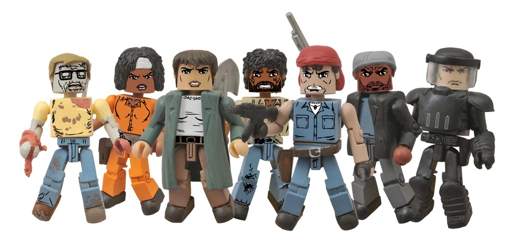 Walking Dead Minimates Series 5 Asst