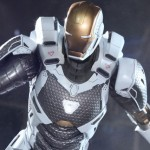 Hot Toys Iron Man 3 Starboost Armor 009