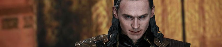 Hot Toys Thor The Dark World Loki 001