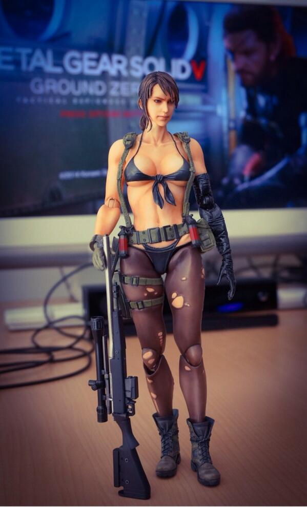 Play Arts Kai Quiet 2
