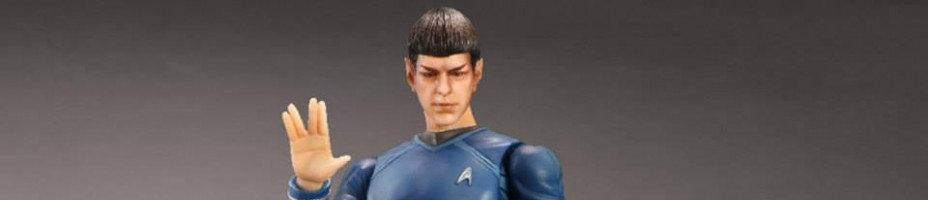 Play Arts Kai Star Trek Spock 2