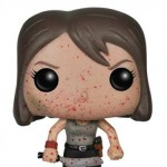 Walking Dead Bloody Maggie Pop Vinyl