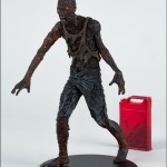 Walking Dead TV Series 5 Charred Walker 2