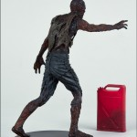 Walking Dead TV Series 5 Charred Walker 4