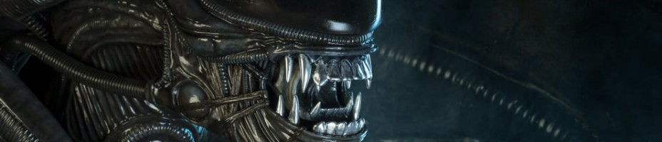 Big Chap Alien Bust Preview