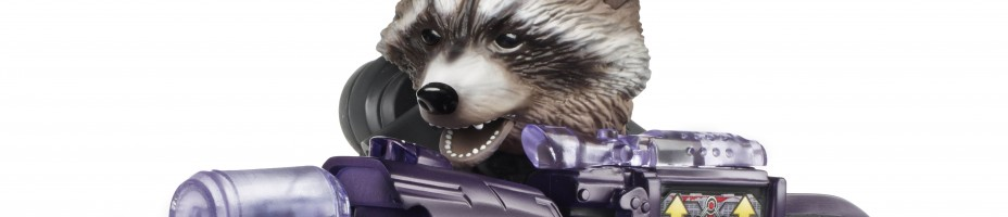 GOTG BIG BLASTIN ROCKET RACCOON A7902