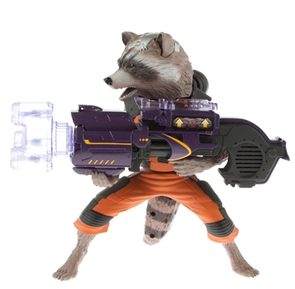 Toy Fair 2014 Guardians Of The Galaxy Toys Official