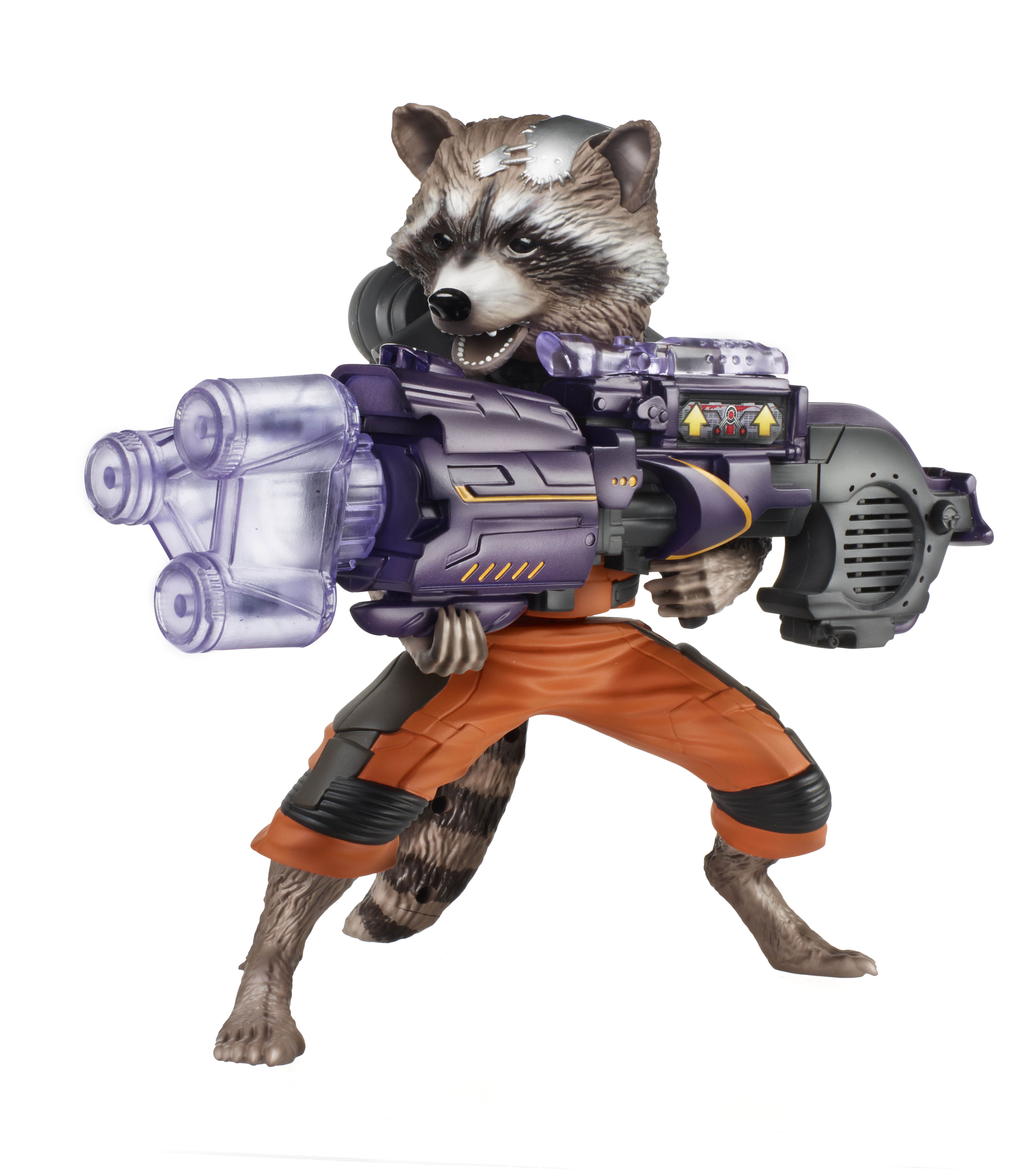 Star Lord And Rocket Raccoon By Timothygreenii On Deviantart: Guardians Of The Galaxy Toys Official