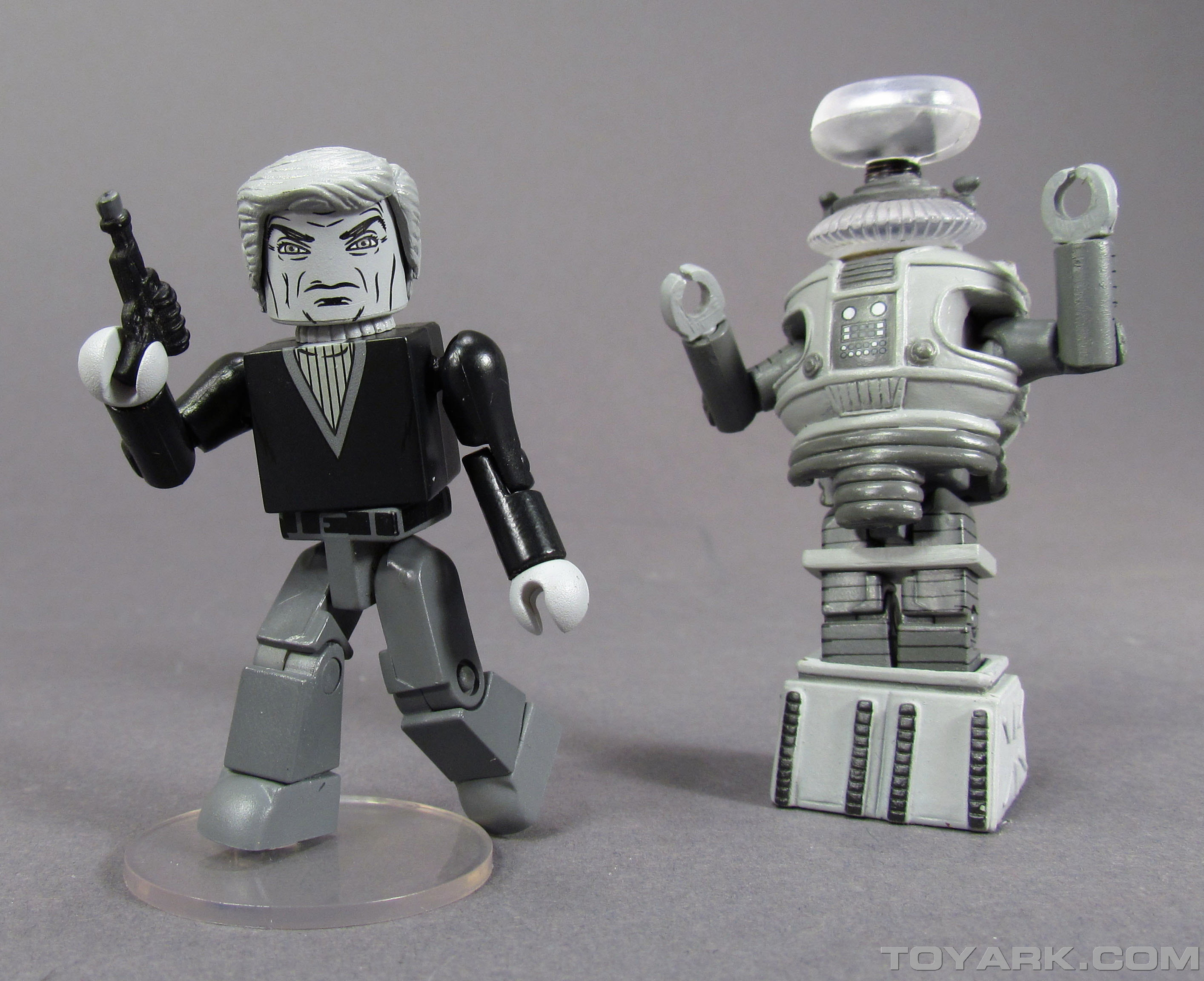 Lost In Space Minimates 019