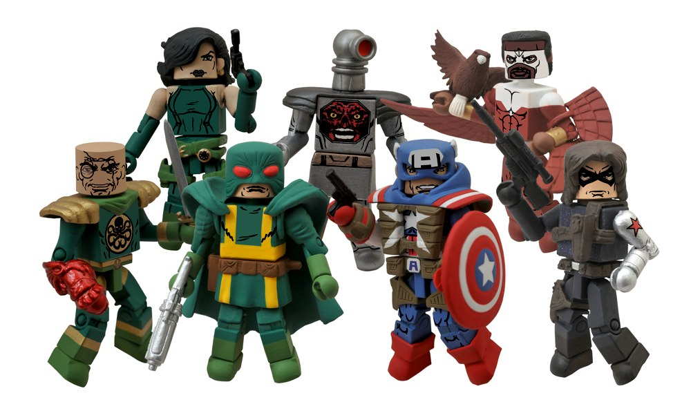 New Diamond Select Toys Releases For February 12 2014