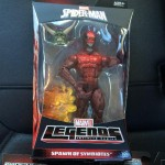 New Spider Man Marvel Legends Infinite Series Found