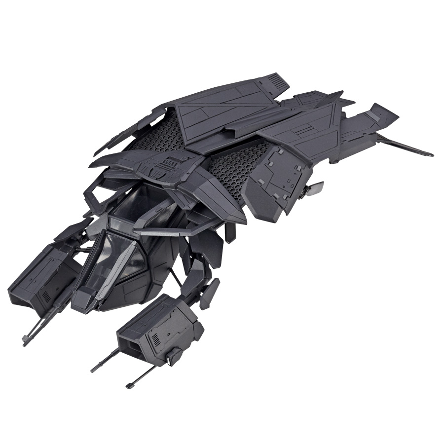 Revoltech Dark Knight Rises The Bat Official Images - The ...