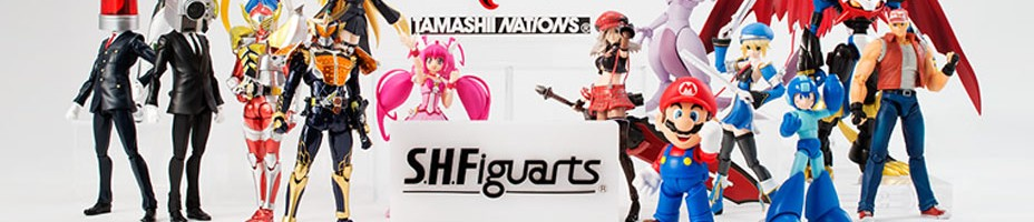 SH Figuarts and D Arts Merging