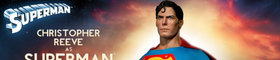 Superman Premium Format Figure Preview