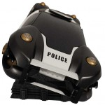 Total Recall Flying Police Car Statue 004