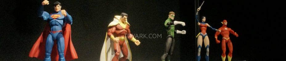 Toy Fair 2014 DC Collectibles 130