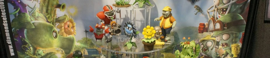 Toy Fair 2014 DST Plants vs Zombies 001