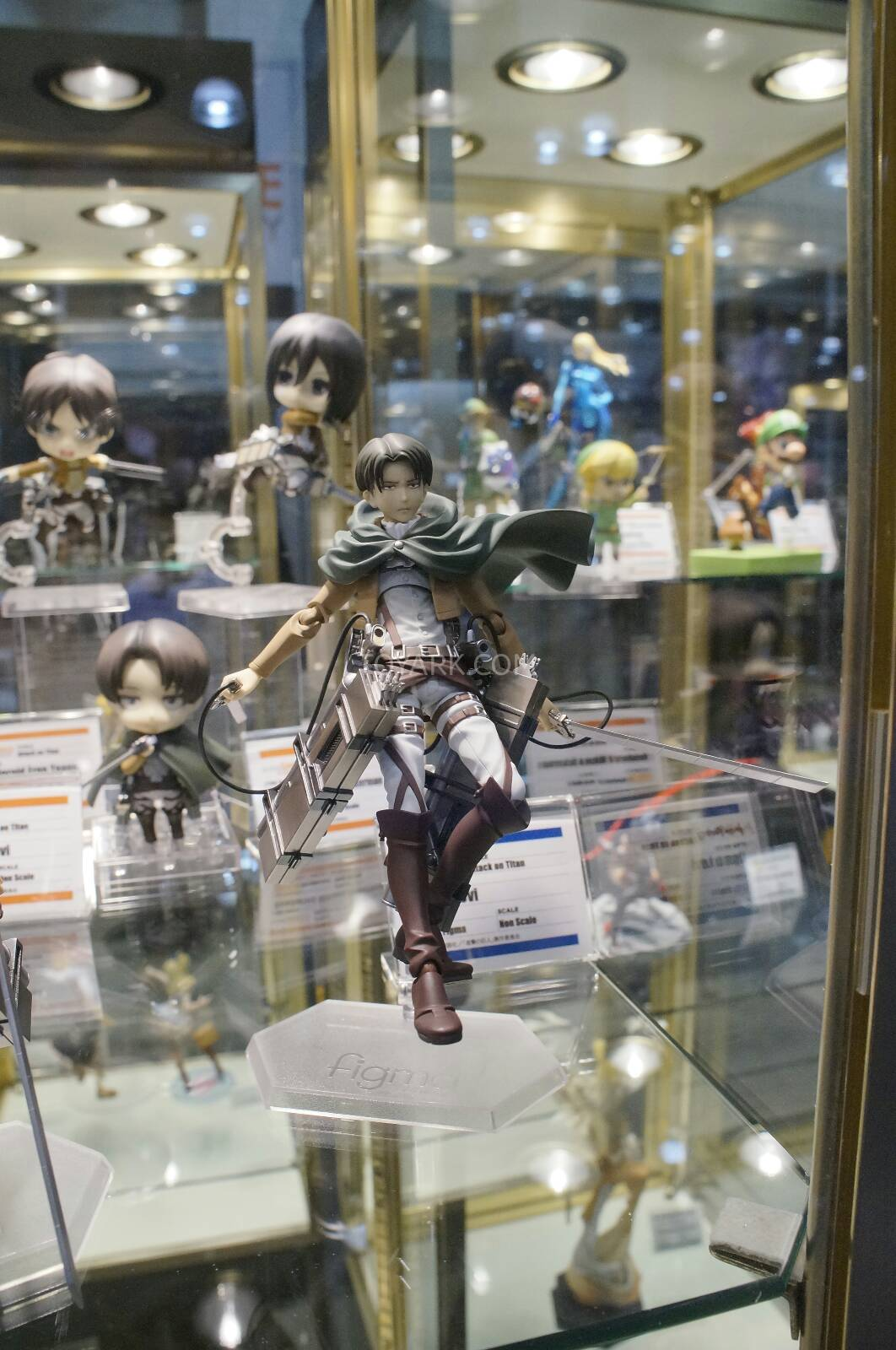 [EVENTO] Toy Fair 2014 - Good Smile Company / Max Factory / Phat Company / FREEing Toy-Fair-2014-Good-Smile-and-Max-Factory-Display-020