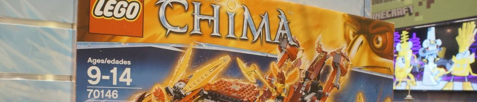 Toy Fair 2014 LEGO Chima 043