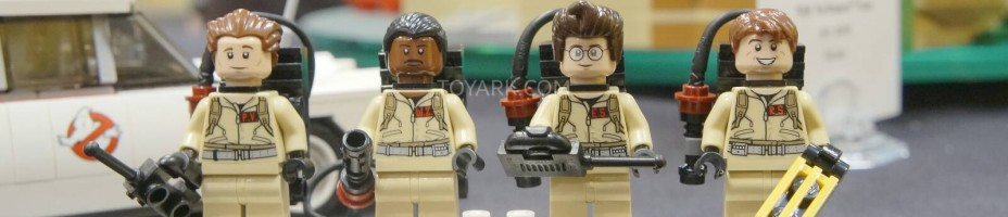 Toy Fair 2014 LEGO Ghostbusters 002