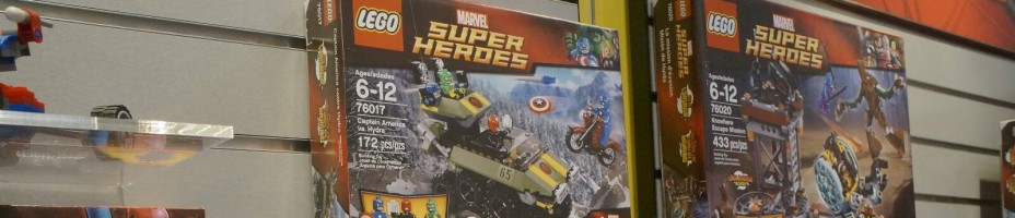Toy Fair 2014 LEGO Marvel 015