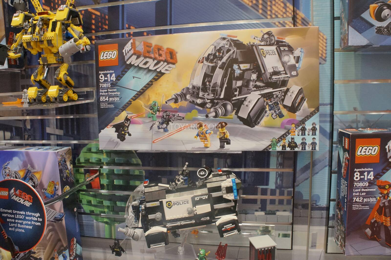 lego movie toys - photo #27