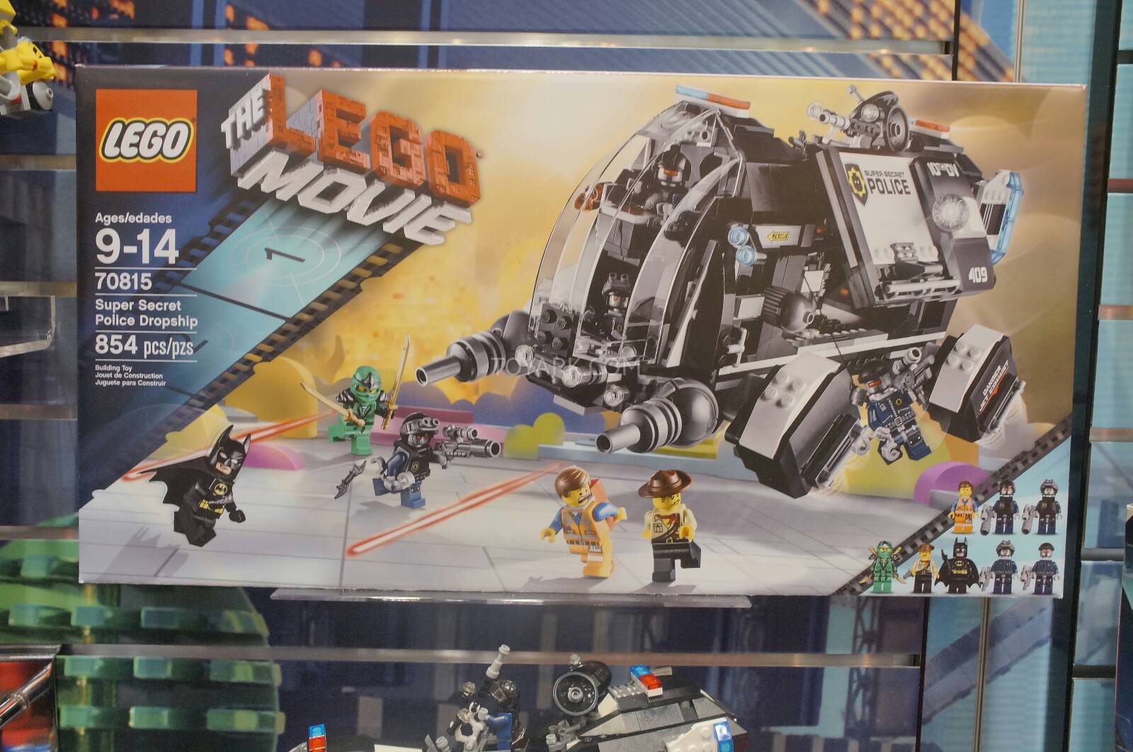 lego movie toys - photo #7