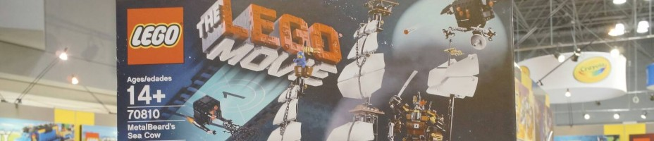 Toy Fair 2014 LEGO Movie 070