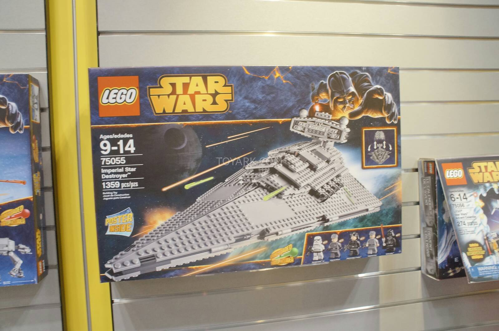 The post LEGO Star Wars Sets at 2014 New York Toy Fair appeared first ...