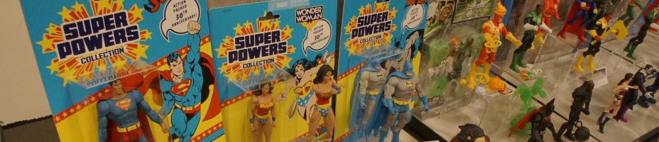 Toy Fair 2014 Mattel DC Comics 043