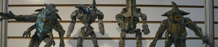 Toy Fair 2014 NECA Pacific Rim 014