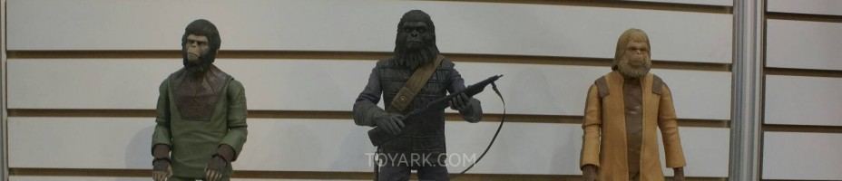 Toy Fair 2014 NECA Planet of the Apes 001