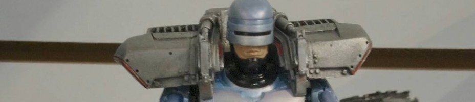 Toy Fair 2014 NECA Robocop 003