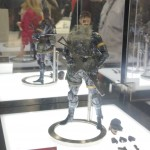 Toy Fair 2014 Square Enix Metal Gear Snake Play Arts Kai 001