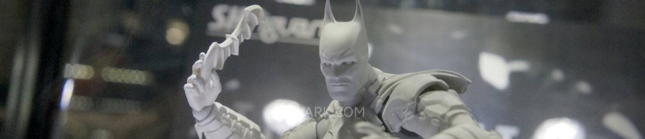 Toy Fair 2014 Tamashii SH Figuarts Injustice Batman 004